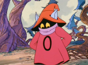 I Won't Show a Picture Of Fred Phelps. Instead, Here is Orko Looking Sad. But He Is In No Way Sad Because of the Death of Fred Phelps, Just to Be Clear