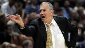 Jim Calhoun Enjoyed Coaching, Obfuscating, and Walking Like An Egyptian